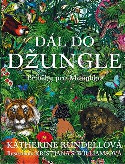 Obálka titulu Dál do džungle