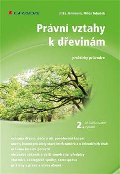 Obálka titulu Právní vztahy k dřevinám