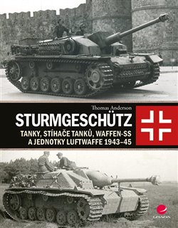 Obálka titulu Sturmgeschütz