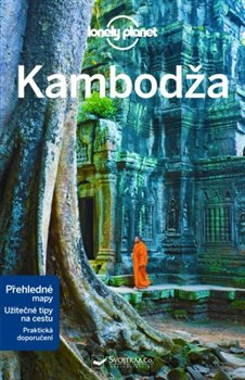 Obálka titulu Kambodža - Lonely Planet
