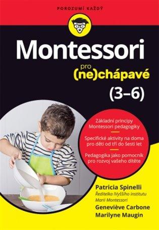 Montessori pro (ne)chápavé (3–6 let) - Genevieve Carbone,   Booksquad.ink