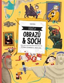 Obálka titulu Příběhy obrazů a soch