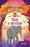 Obálka knihy Zoopark Hustoles: Sloni v ohrožení