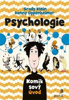 Obálka titulu Psychologie - Komiksový úvod