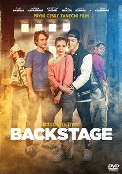 Obálka titulu Backstage