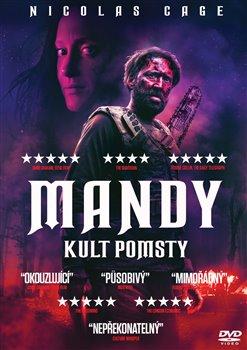 Obálka titulu Mandy - Kult pomsty