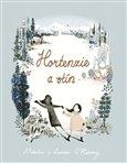 Obálka knihy Hortenzie a stín