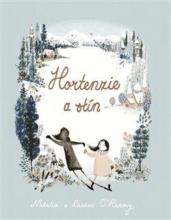 Obálka titulu Hortenzie a stín