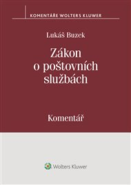 Zákon o poštovních službách (č. 29/2000 Sb.). Komentář