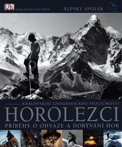 Obálka titulu Horolezci