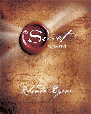 Tajemství - Rhonda Byrne   Booksquad.ink