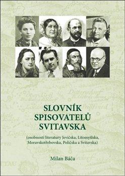 Obálka titulu Slovník spisovatelů Svitavska