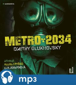 Obálka titulu Metro 2034