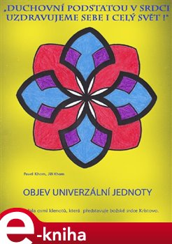 Obálka titulu Objev univerzální jednoty
