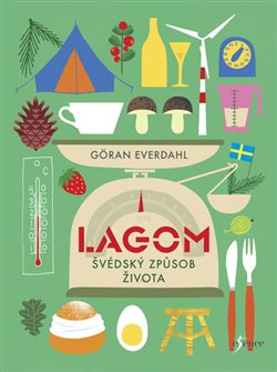 Obálka titulu Lagom - Švédský způsob života