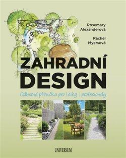 Obálka titulu Zahradní design
