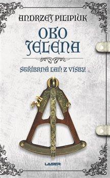 Obálka titulu Střibrná laň z Visby