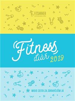 Obálka titulu Fitness diář 2019