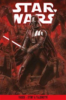 Obálka titulu Star Wars - Vader