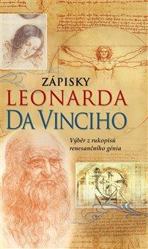 Obálka titulu Zápisky Leonarda da Vinciho