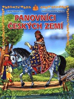 Obálka titulu Panovníci českých zemí – pro děti