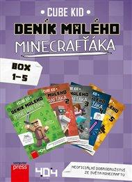 Deník malého Minecrafťáka - box1-5