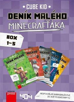 Obálka titulu Deník malého Minecrafťáka - box1-5