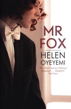 Obálka titulu Mr Fox