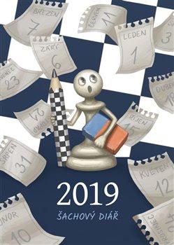 Obálka titulu Šachový diář 2019