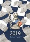 Obálka knihy Šachový diář 2019