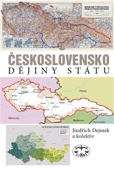 Obálka titulu Československo Dějiny státu