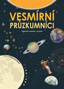 Obálka titulu Vesmírní průzkumníci