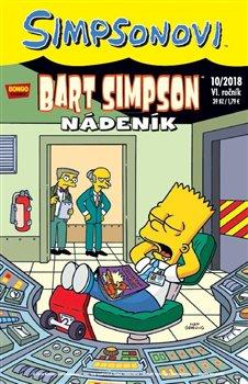 Obálka titulu Bart Simpson 10/2018: Nádeník
