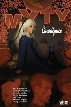 Obálka titulu Mýty 14: Čarodějnice