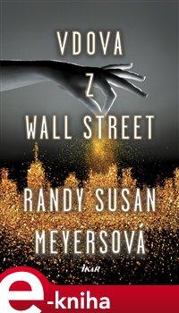 Obálka titulu Vdova z Wall Street
