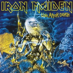 Obálka titulu Live After Death