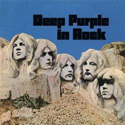 Obálka titulu Deep Purple In Rock