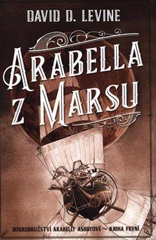 Obálka titulu Arabella z Marsu