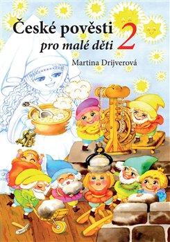 Obálka titulu České pověsti pro malé děti 2