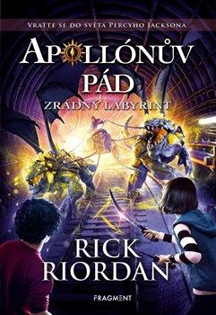 Obálka titulu Apollónův pád - Zrádný labyrint
