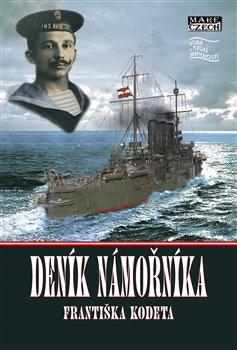 Obálka titulu Deník námořníka Františka Kodeta