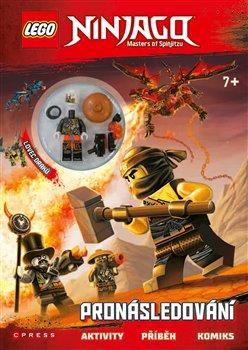 Obálka titulu Lego Ninjago - Pronásledování