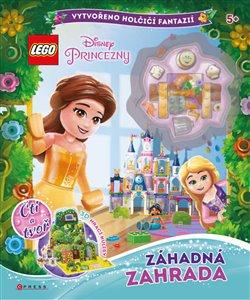 Obálka titulu Lego Disney Princezny: Záhadná zahrada