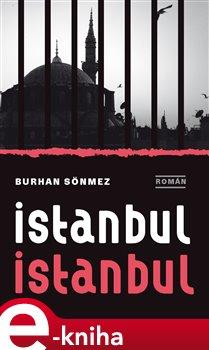Obálka titulu Istanbul Istanbul