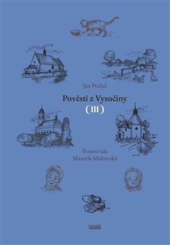 Obálka titulu Pověsti z Vysočiny III.