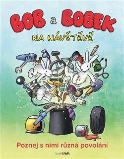 Obálka titulu Bob a Bobek na návštěvě