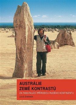 Obálka titulu Austrálie země kontrastů