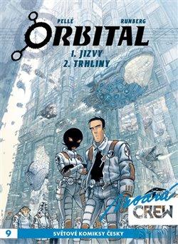 Obálka titulu Modrá CREW 9: Orbital 1+2
