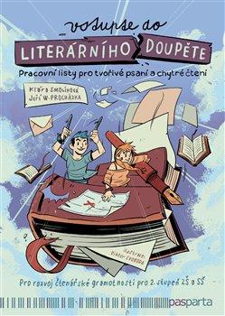 Obálka titulu Vstupte do literárního doupěte