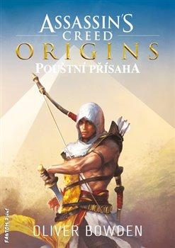 Obálka titulu Assassin´s Creed Origins: Pouštní přísaha